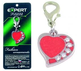 Tatrapet Медальон Красное сердечко