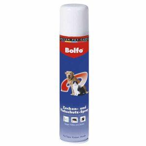 Bolfo – спрэй против блох и клещей